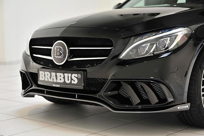 Mercedes-Benz C: Ostřejší díky úpravě Brabus: - fotka 12