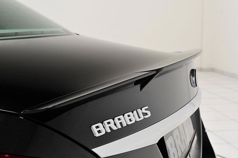 Mercedes-Benz C: Ostřejší díky úpravě Brabus: - fotka 15
