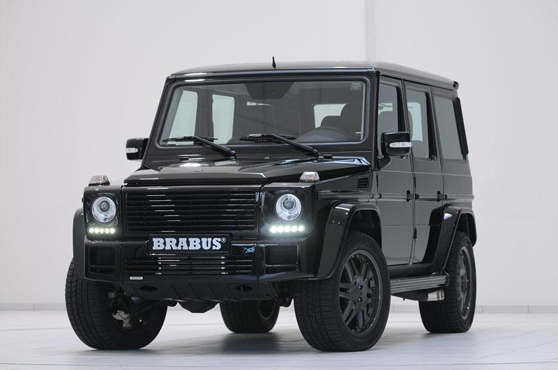Brabus: Mercedes G nikdy nejezdil klidněji: - fotka 16