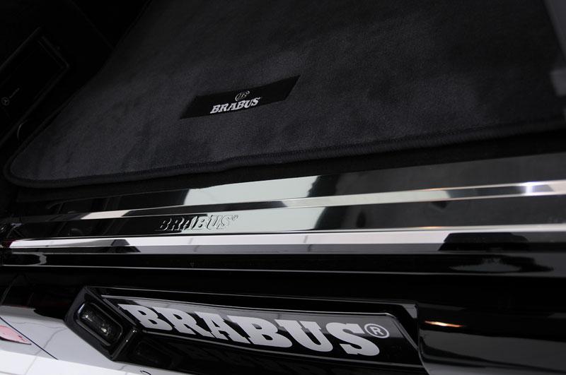 Brabus: Mercedes G nikdy nejezdil klidněji: - fotka 20