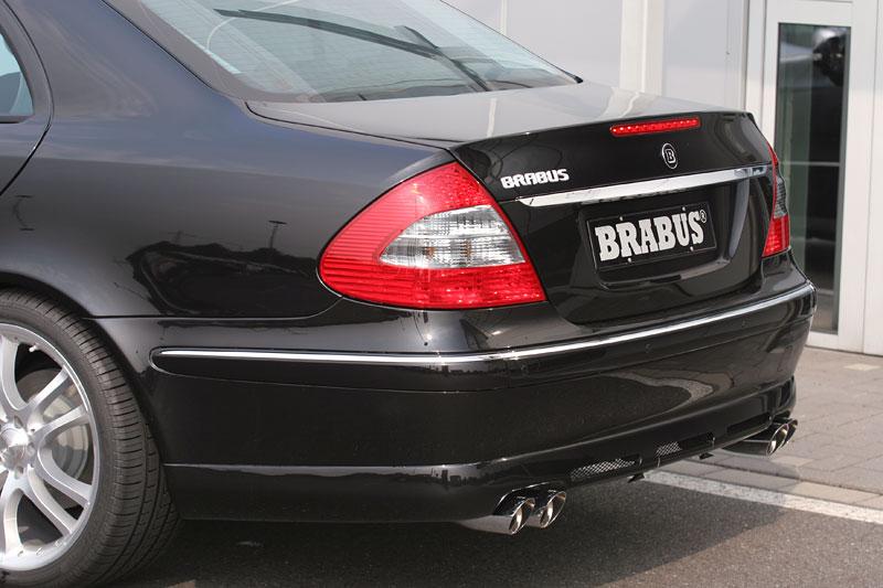 Brabus PowerXtra D6 BLUE: i ekologický Bluetec může podstoupit tuning: - fotka 5