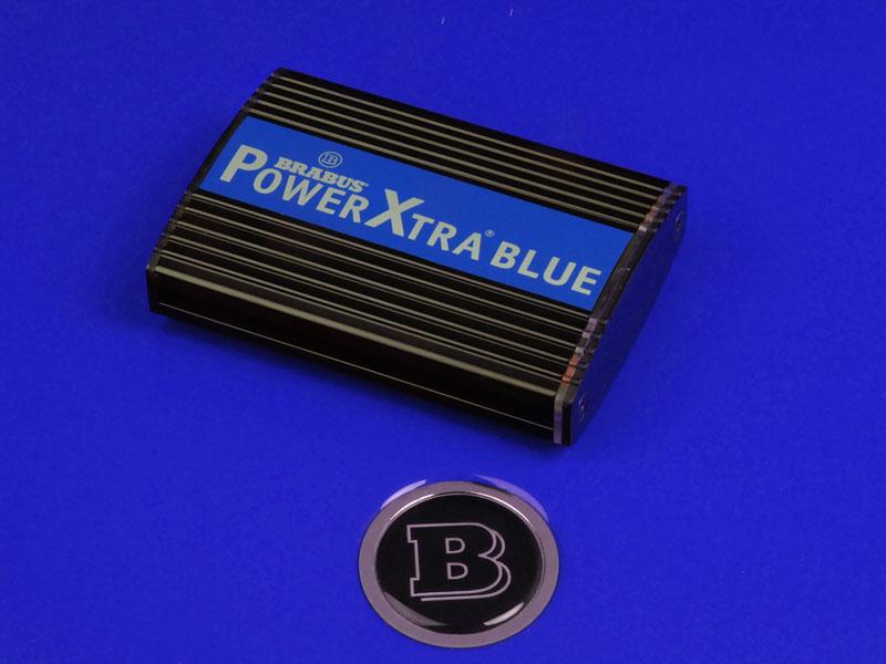 Brabus PowerXtra D6 BLUE: i ekologický Bluetec může podstoupit tuning: - fotka 6