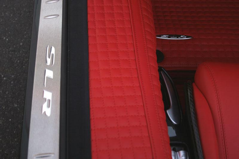 Essen 2007 : Brabus SLR Roadster – Hromový amfiteátr: - fotka 7
