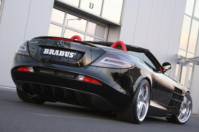 Essen 2007 : Brabus SLR Roadster – Hromový amfiteátr: - fotka 15