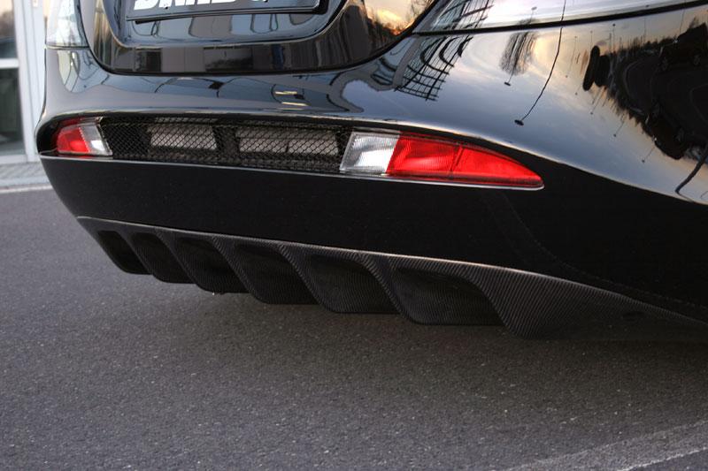 Essen 2007 : Brabus SLR Roadster – Hromový amfiteátr: - fotka 18