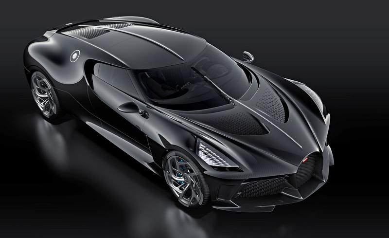 Jak Bugatti vybírá budoucí majitele svých limitek a speciálních verzí?: - fotka 19