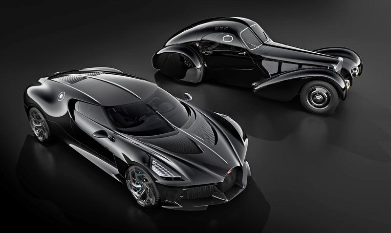 Jak Bugatti vybírá budoucí majitele svých limitek a speciálních verzí?: - fotka 20