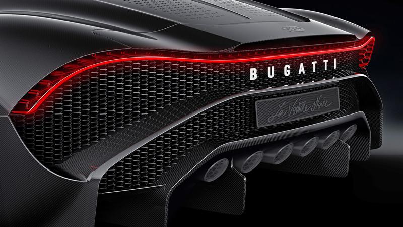 Jak Bugatti vybírá budoucí majitele svých limitek a speciálních verzí?: - fotka 33