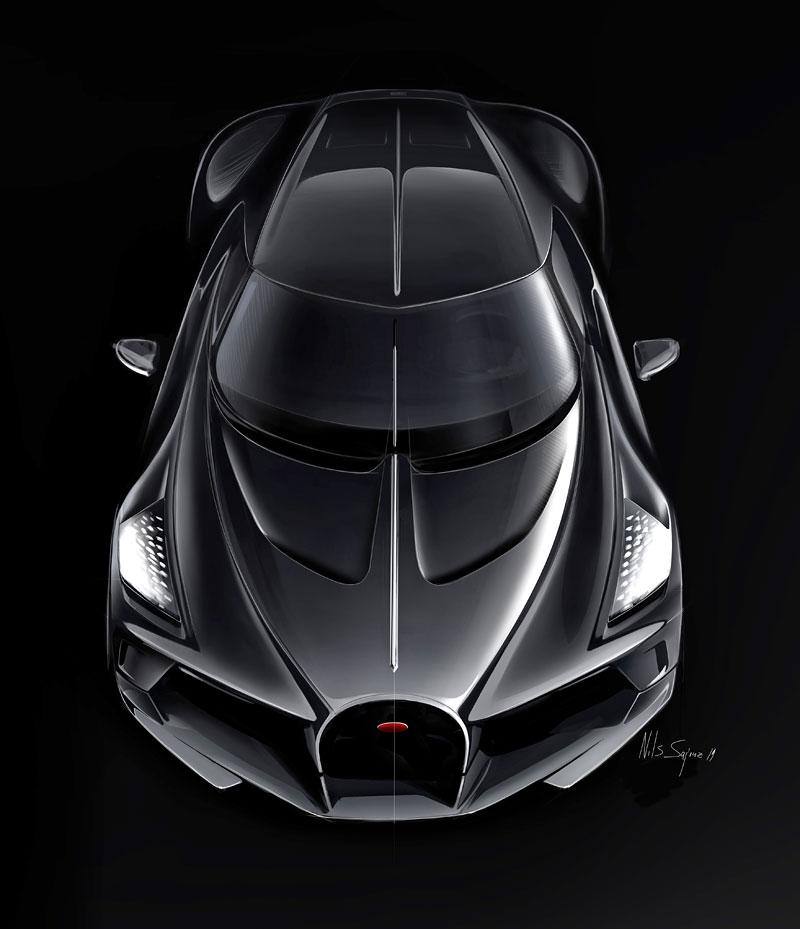 Jak Bugatti vybírá budoucí majitele svých limitek a speciálních verzí?: - fotka 41