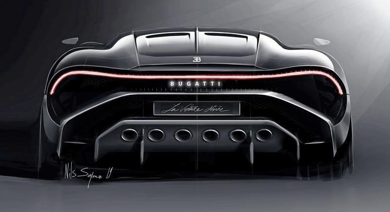 Jak Bugatti vybírá budoucí majitele svých limitek a speciálních verzí?: - fotka 43