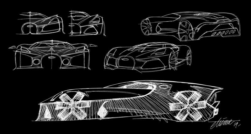Jak Bugatti vybírá budoucí majitele svých limitek a speciálních verzí?: - fotka 50