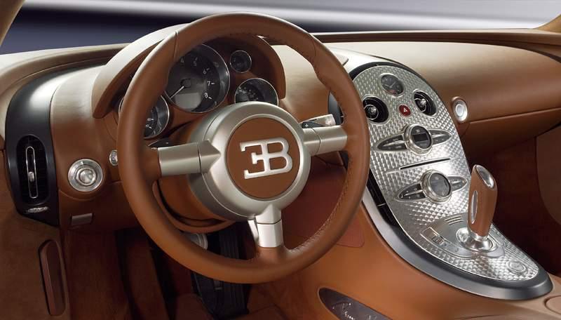 Chystá se Bugatti Veyron Targa: - fotka 1