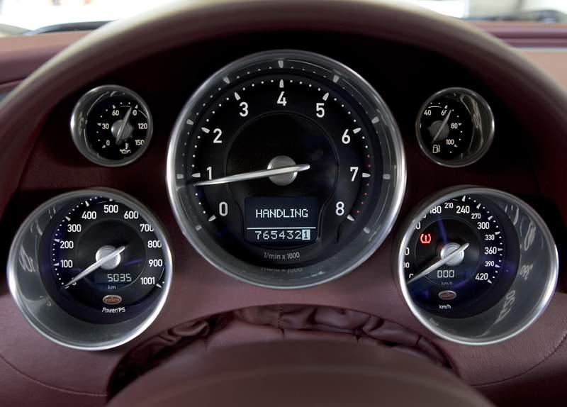 Bugatti plánuje 1200 koní pro nový model: - fotka 2