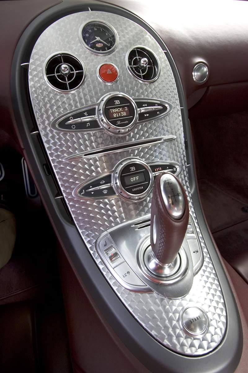 Chystá se Bugatti Veyron Targa: - fotka 3