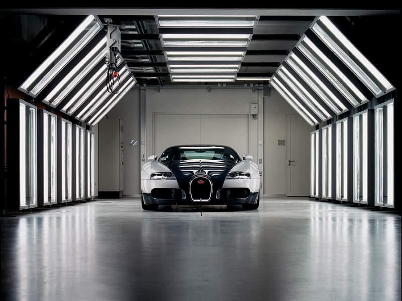 Bugatti plánuje 1200 koní pro nový model: - fotka 9