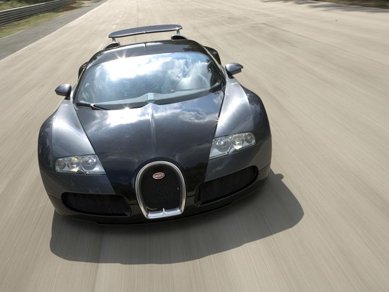 Pod lupou: Bugatti EB 16.4 Veyron - čtyři turba, 1000 koní: - fotka 10