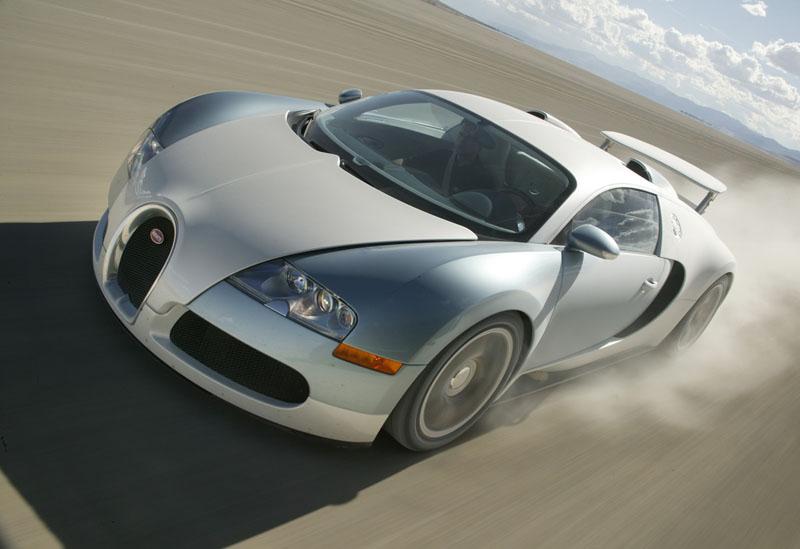 Chystá se Bugatti Veyron Targa: - fotka 13