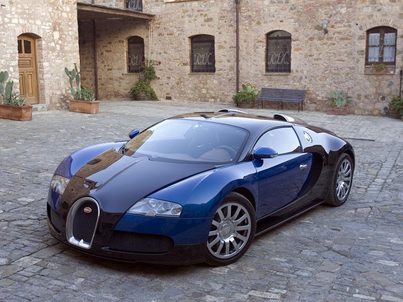 Pod lupou: Bugatti EB 16.4 Veyron - čtyři turba, 1000 koní: - fotka 16