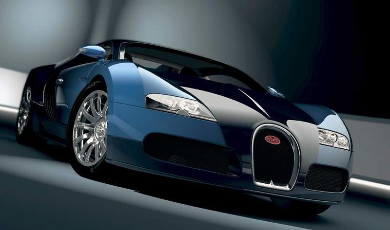 Chystá se Bugatti Veyron Targa: - fotka 18