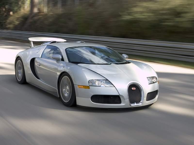 Pod lupou: Bugatti EB 16.4 Veyron - čtyři turba, 1000 koní: - fotka 19