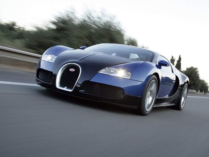 Chystá se Bugatti Veyron Targa: - fotka 20