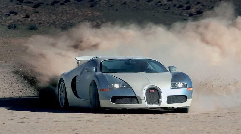 Bugatti plánuje 1200 koní pro nový model: - fotka 22