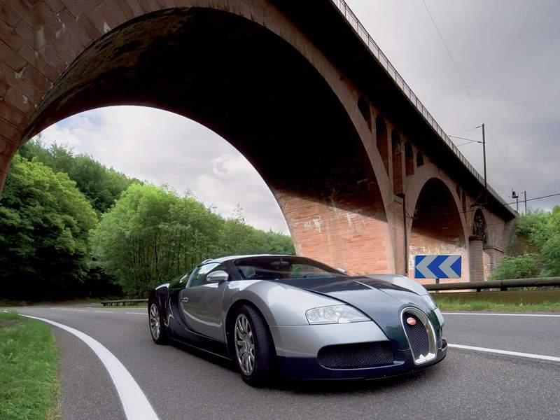 Bugatti plánuje 1200 koní pro nový model: - fotka 23