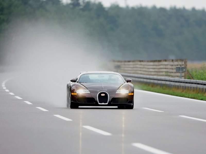 Chystá se Bugatti Veyron Targa: - fotka 24