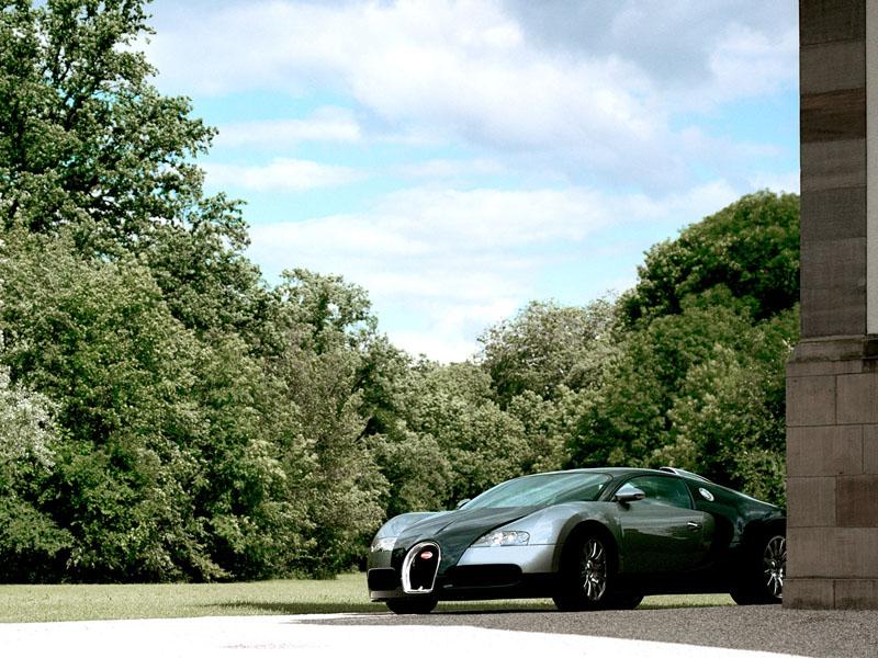 Chystá se Bugatti Veyron Targa: - fotka 26