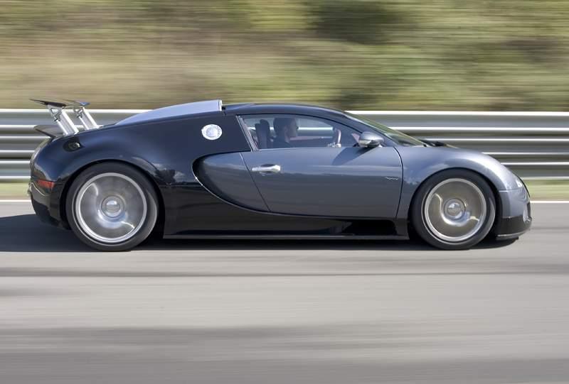 Bugatti plánuje 1200 koní pro nový model: - fotka 27