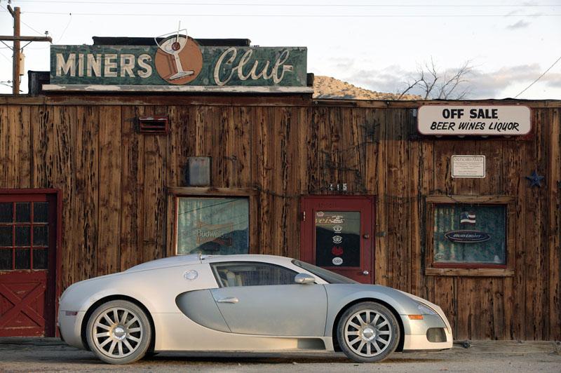 Chystá se Bugatti Veyron Targa: - fotka 32