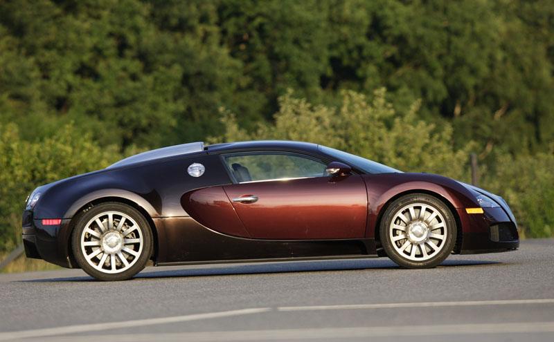 Bugatti plánuje 1200 koní pro nový model: - fotka 33