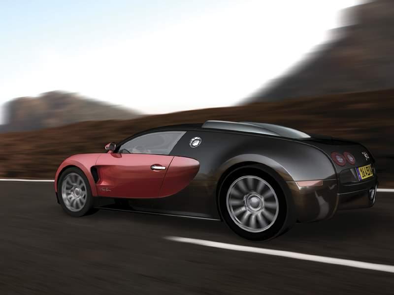 Chystá se Bugatti Veyron Targa: - fotka 34