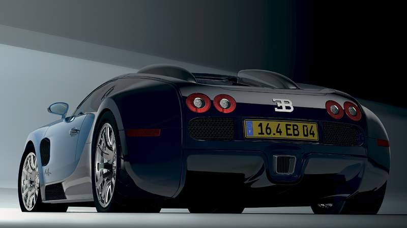 Bugatti plánuje 1200 koní pro nový model: - fotka 35