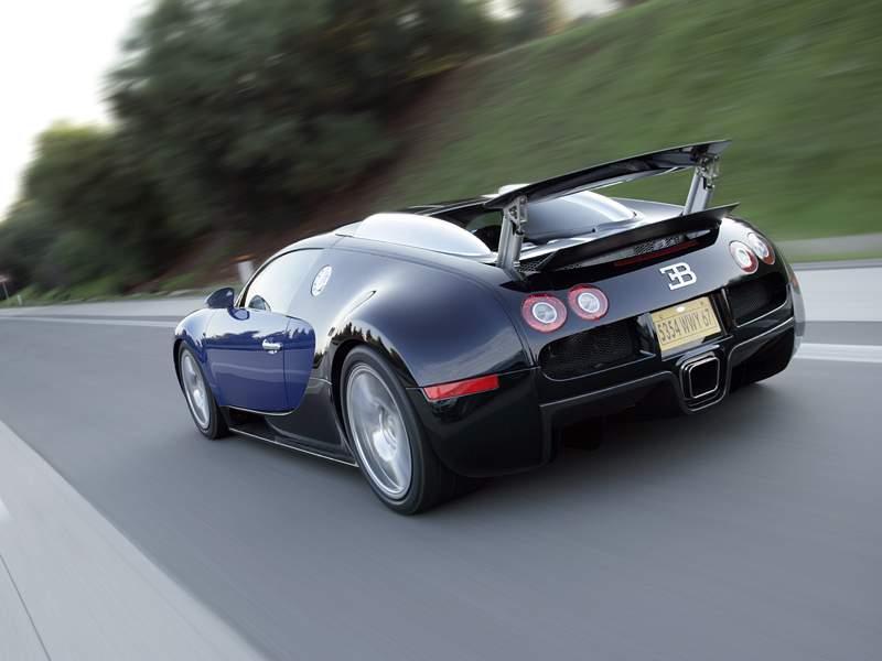 Chystá se Bugatti Veyron Targa: - fotka 36
