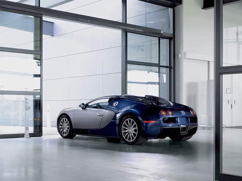 Bugatti plánuje 1200 koní pro nový model: - fotka 38