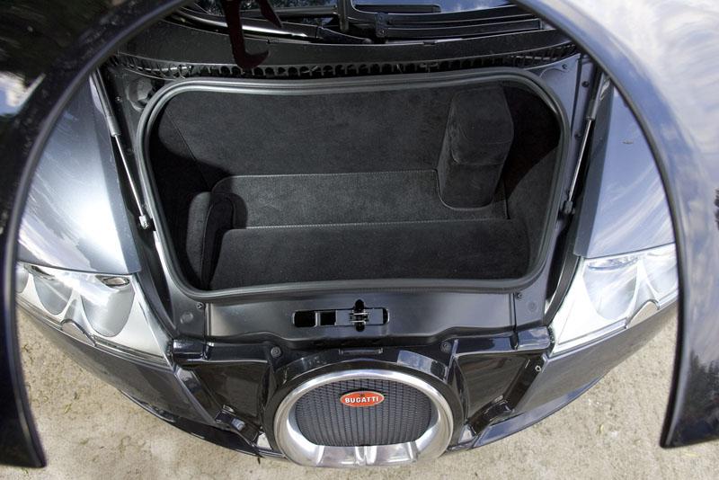 Chystá se Bugatti Veyron Targa: - fotka 43