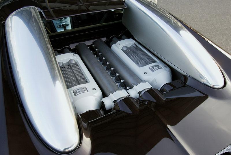 Bugatti plánuje 1200 koní pro nový model: - fotka 48