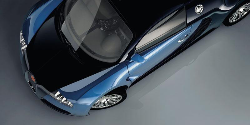 Pod lupou: Bugatti EB 16.4 Veyron - čtyři turba, 1000 koní: - fotka 50