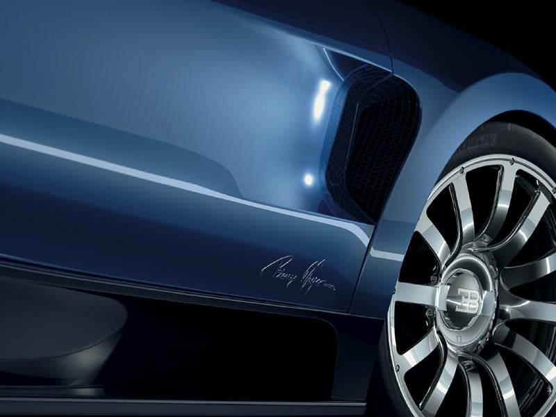 Bugatti plánuje 1200 koní pro nový model: - fotka 54