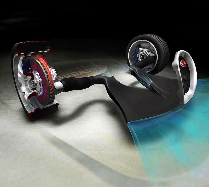 Chystá se Bugatti Veyron Targa: - fotka 56