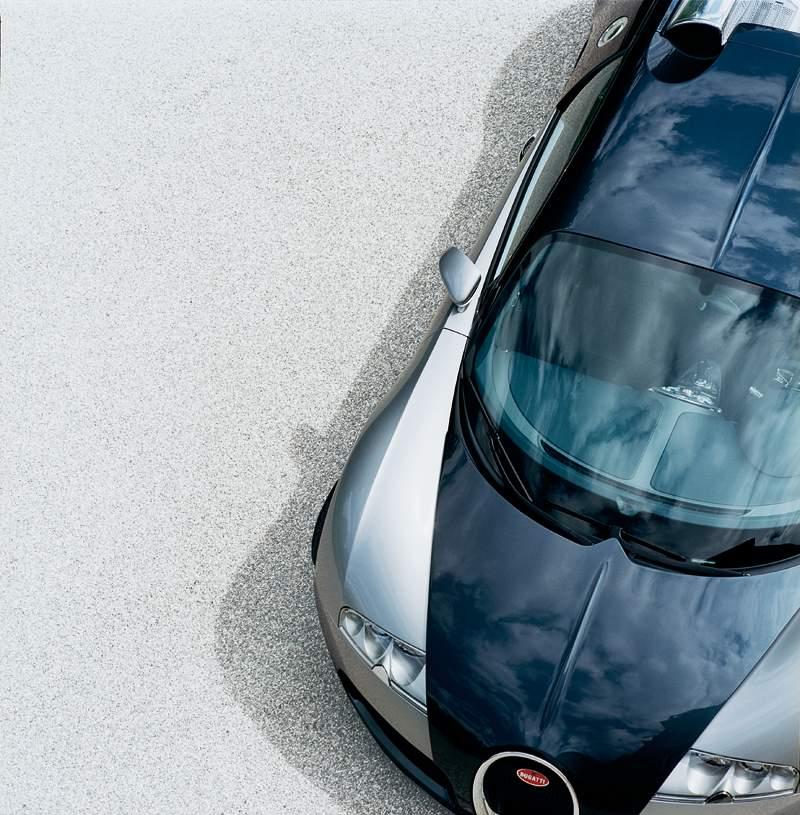 Pod lupou: Bugatti EB 16.4 Veyron - čtyři turba, 1000 koní: - fotka 64