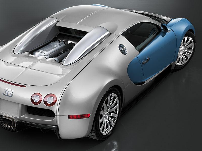 Chystá se Bugatti Veyron Targa: - fotka 67