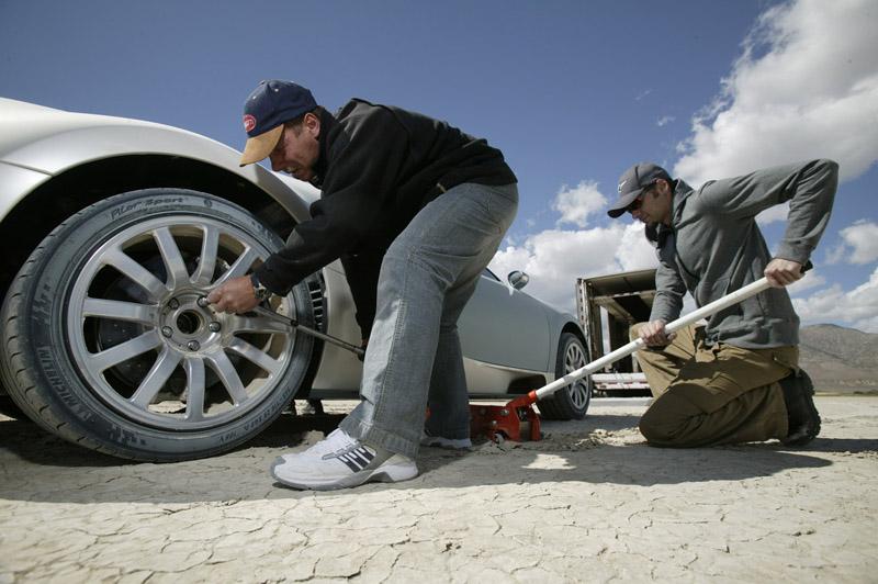 Chystá se Bugatti Veyron Targa: - fotka 68