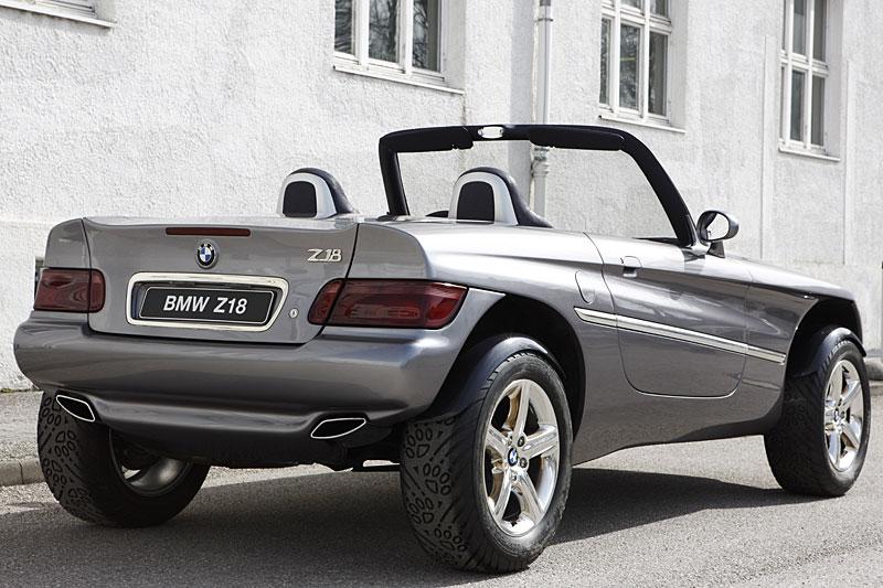 BMW přiveze do Ženevy konkurenta Mazdy MX-5: - fotka 21