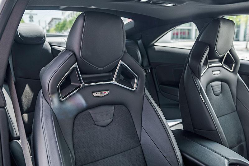 Cadillac ATS-V Coupe Twin Turbo Black Line: Specialita z Německa: - fotka 2