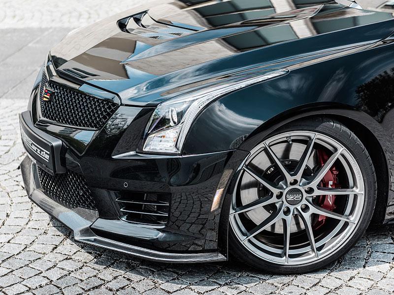 Cadillac ATS-V Coupe Twin Turbo Black Line: Specialita z Německa: - fotka 10