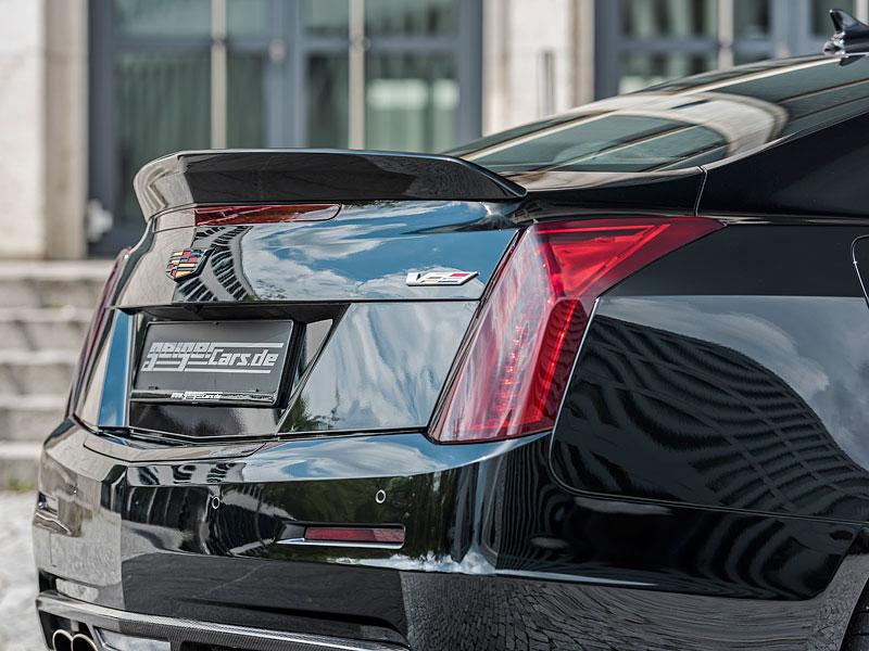Cadillac ATS-V Coupe Twin Turbo Black Line: Specialita z Německa: - fotka 15