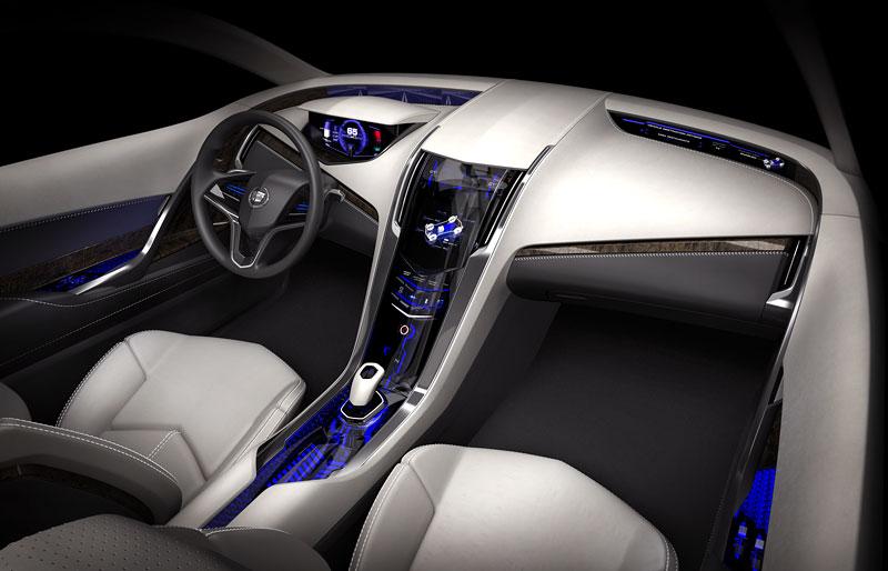 Detroit 2009: Cadillac Converj Concept: - fotka 2