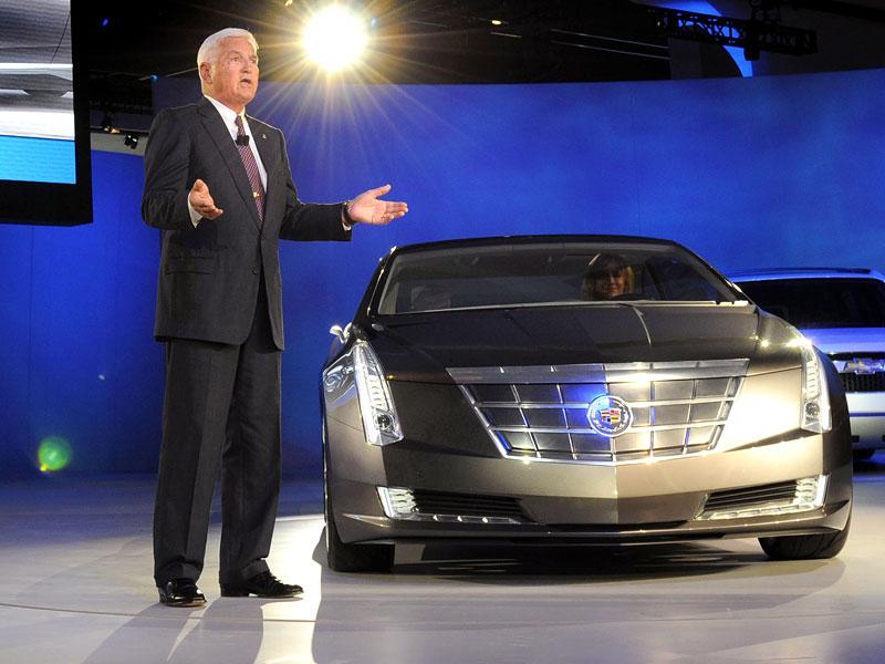 Detroit 2009: Cadillac Converj Concept: - fotka 5